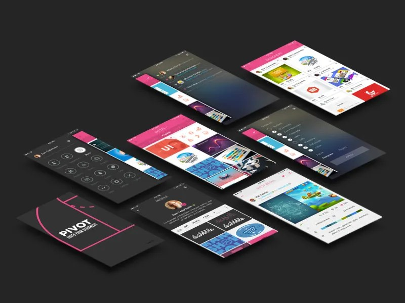 22+ Perspective App Screen Mockup Free  Premium Templates