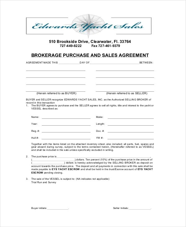 Agreement For Sale And Purchase Of A Business | Create