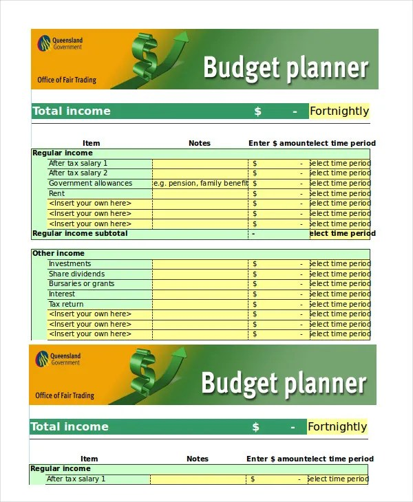 12+ Monthly Budget Planner Template - AI, PSD, Google docs, Apple