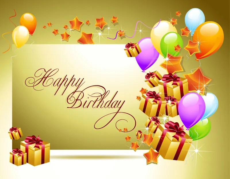 19+ Beautiful Birthday Backgrounds Free  Premium Templates - birthday backround