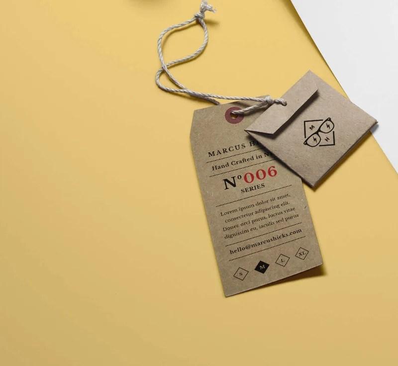 31+ Label Tag Mockups Free  Premium Templates - label