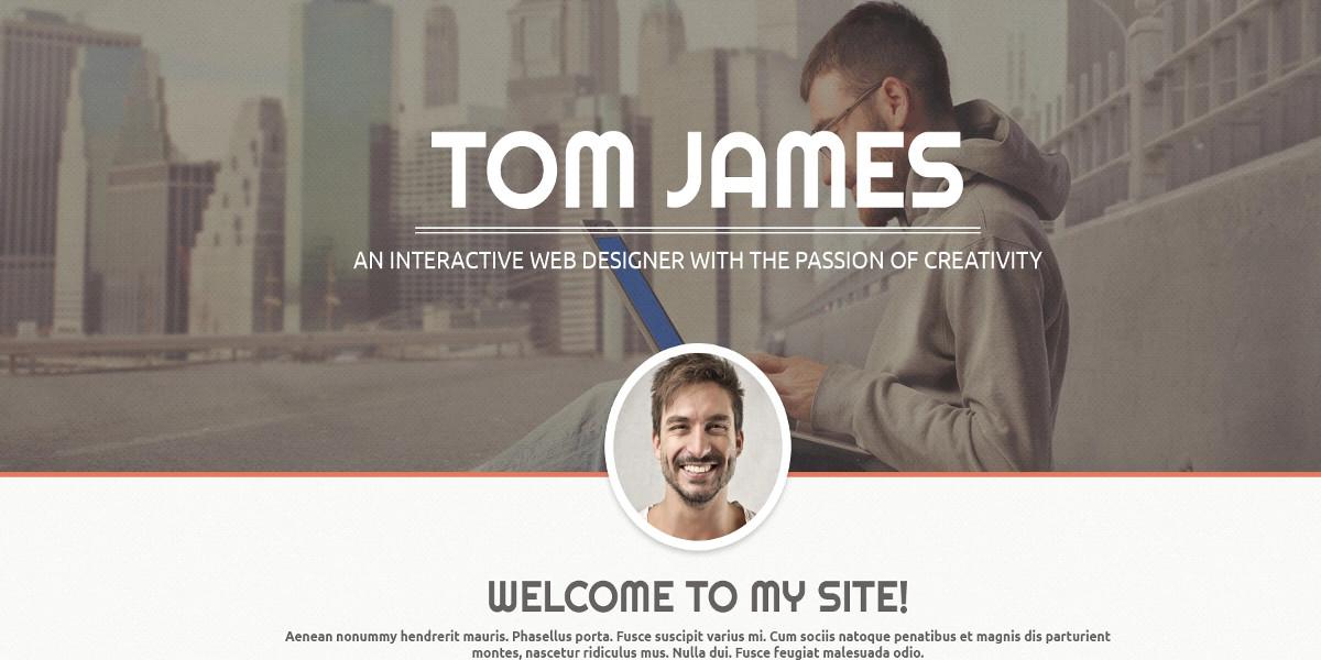 15+ WordPress Resume Themes \ Template Free \ Premium Templates - wordpress resume template