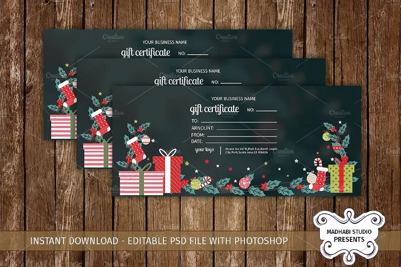 Enchanting Travel Gift Certificate Template Inspiration - Travel Gift Certificate Template Free