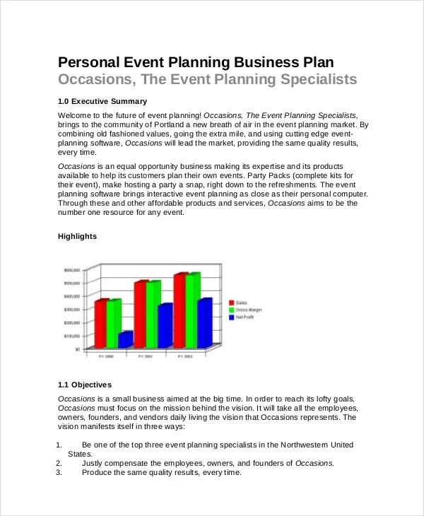 Event Planning Template - 10+ Free Word, PDF Documents Download - free event planner template