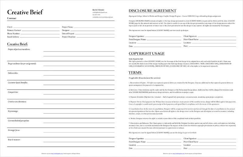 13+ Contract Form Templates Free \ Premium Templates - simple contract template