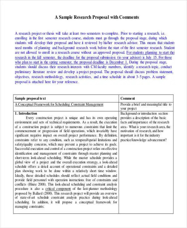 research essay proposal sample examples of essay papers research - sample loan proposal template