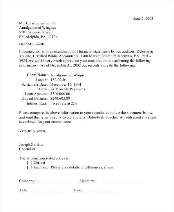 16+ Sample Confirmation Letters - PDF, DOC Free  Premium Templates