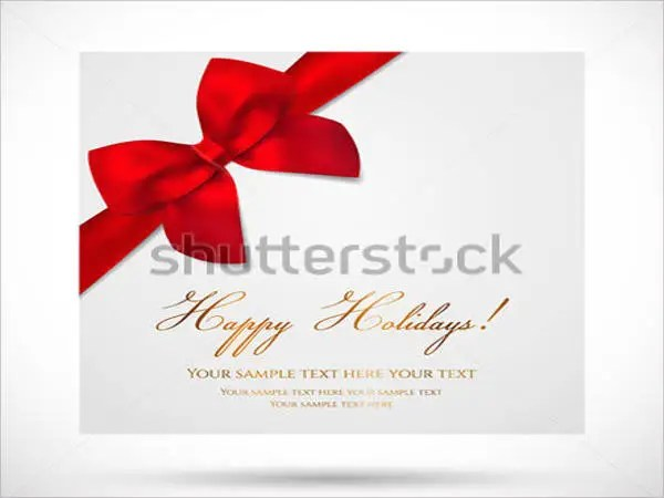 Gift Card Template - 14+ Free PSD, Vector EPS, PNG Format Download