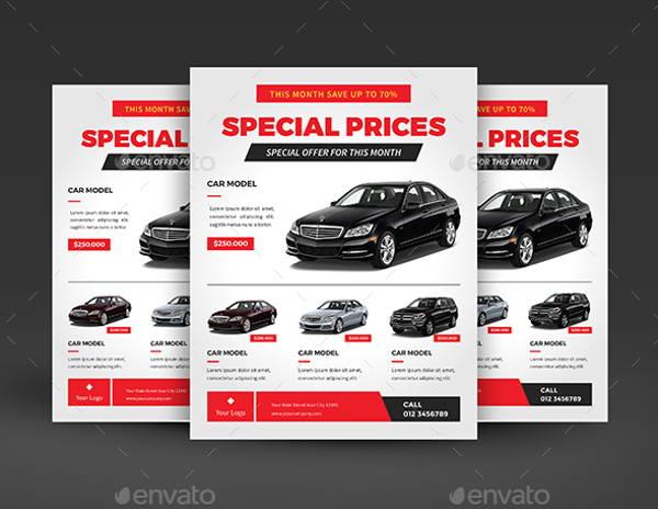 car sale flyer - Vaydileeuforic