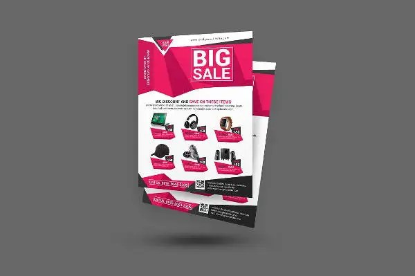 9+ Sales Flyers - Printable PSD, AI, Vector EPS Format Download