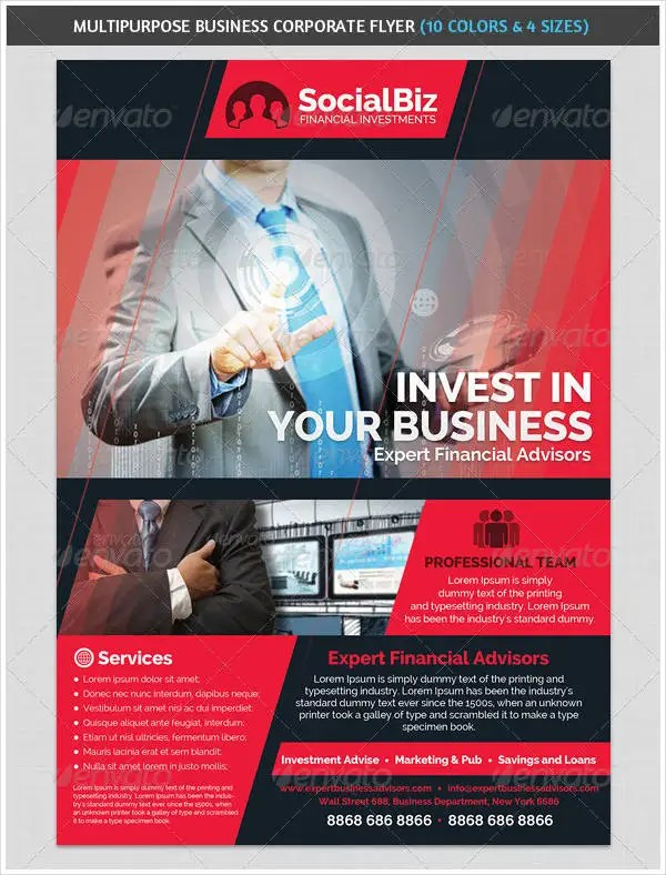how to make a sales flyer - Onwebioinnovate