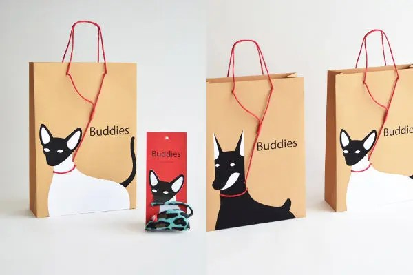 21+ Creative Paper Bag Designs