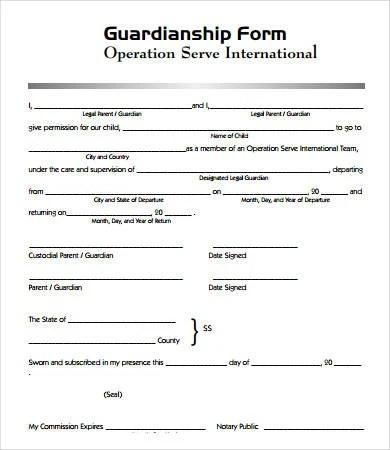 Free Legal Forms - 9+ Free PDF Documents Download Free  Premium