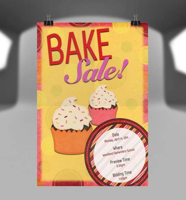 bake sale images free