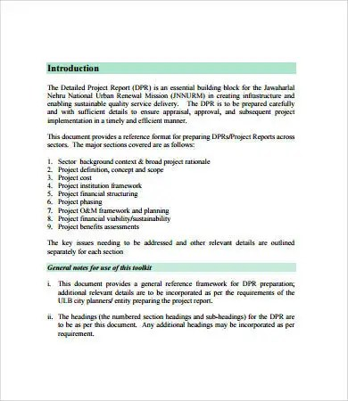 Executive Report Templates      Free Sample  Example  Format        executive summary report example template Progress Report       executive  summary report template