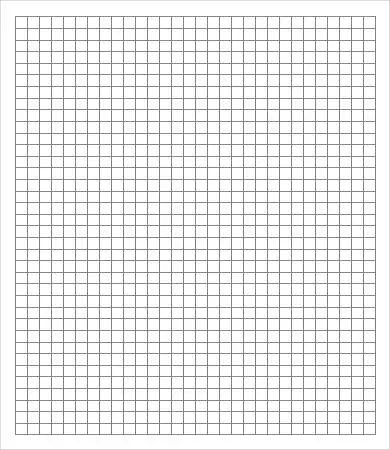 College Ruled Paper Template - 6+ Free PDF Documents Download - graphing paper printable template