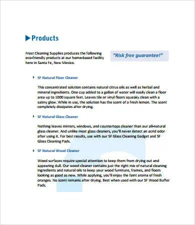 Sales Proposal - 10+ Free PDF, Word Documents Download Free