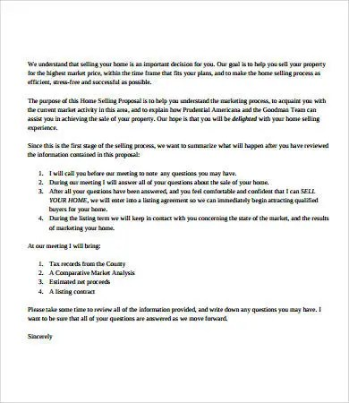 Sales Proposal - 8+ Free PDF Documents Download Free  Premium - sales proposal template