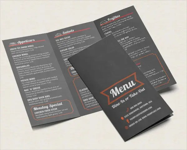 9+Restaurant Menu Designs - Free PSD, Vector AI, EPS Format Download