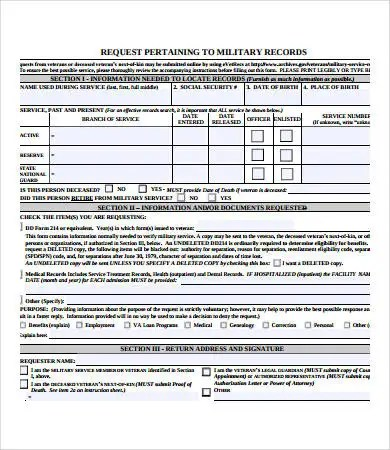 Medical Records Release Form - 7+ Free PDF Documents Download Free - Patient File Template
