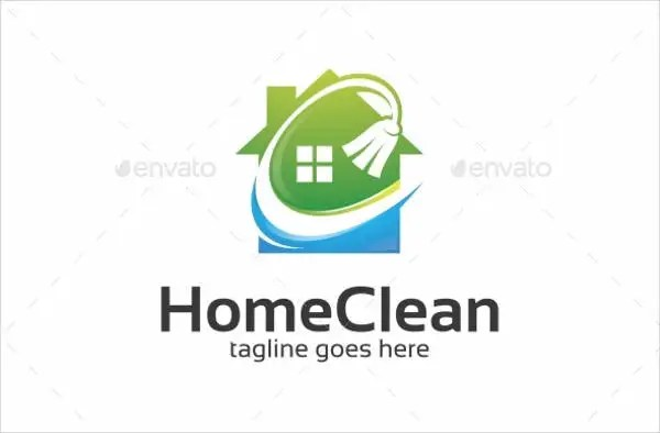 9+ Examples of Cleaning Logos Free  Premium Templates