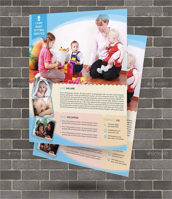 daycare flyer tutornowinfo - daycare flyer