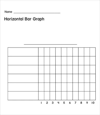 Bar Graph Templates - 9+ Free PDF Templates Downlaod Free - bar graph templates free