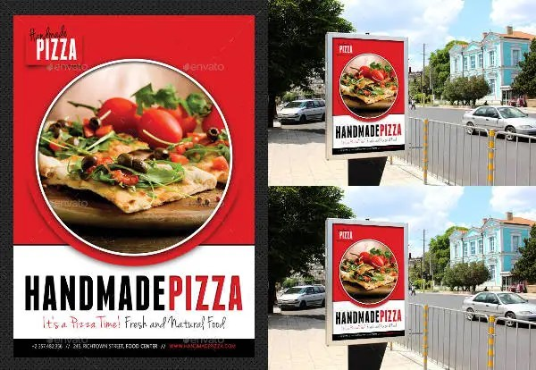 15+ Examples of Food Promotion Posters Free  Premium Templates
