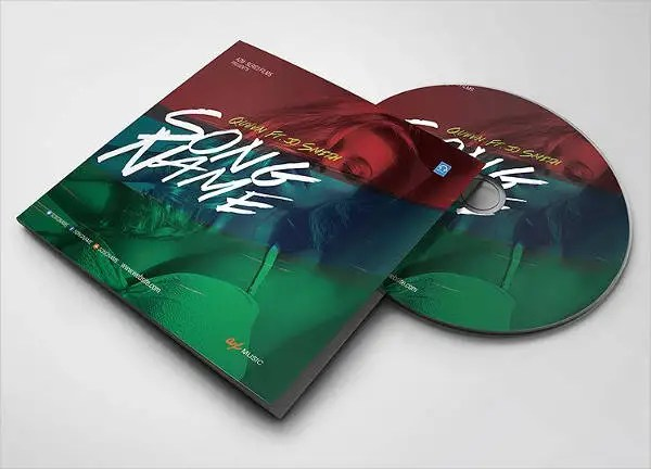 Cd Covers - 9+ Free PSD, Vector AI, EPS Format Download Free