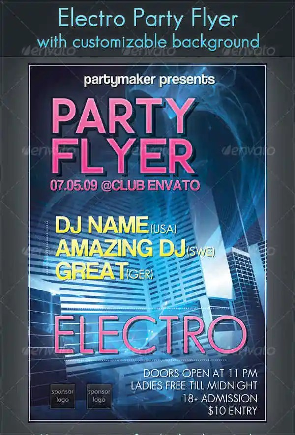 Flyer Backgrounds - 9+ Free PSD, Vector AI, EPS Format Download