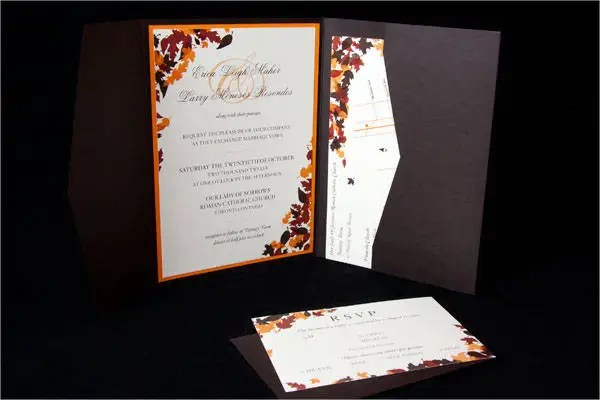 Free Wedding Program Templates - 9+ Free PSD, Vector AI, EPS Format - how to design wedding program template