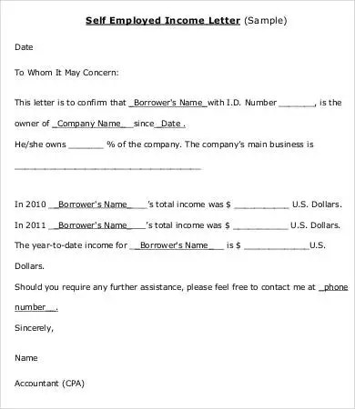 Letter Of Employment Verification - 7+ Free Word, PDF Documents - employee verification letter