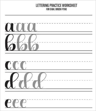 Printable Worksheet - 8+ Free PDF Documents Download Free