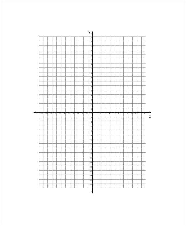 Printable Graph Paper Templates - 9+ Free PDF Format Download Free