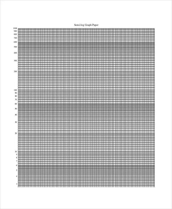 Printable Graph Paper Templates - 9+ Free PDF Format Download Free