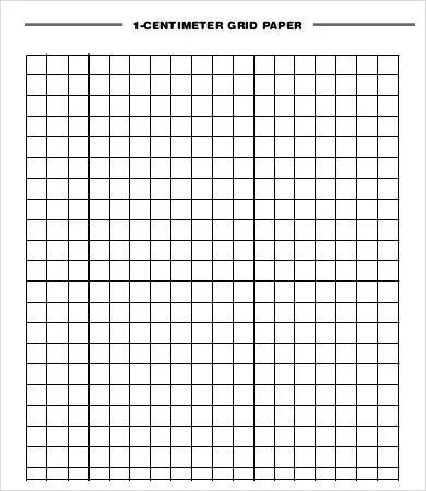 creating graph paper in word