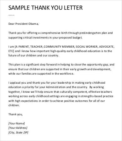 Teacher Thank You Letter - 9+ Free Sample, Example, Format Free - Letter To A Teacher