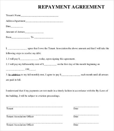 Personal Loan Agreement Template - 13+ Free Word, PDF Documents Download | Free & Premium Templates