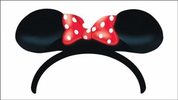 6+ Beautiful Minnie Mouse Silhouettes Free  Premium Templates
