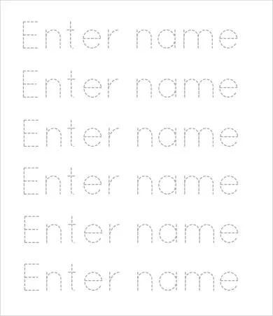 Free Printable Preschool Worksheet - 9+ Free Word, PDF Document