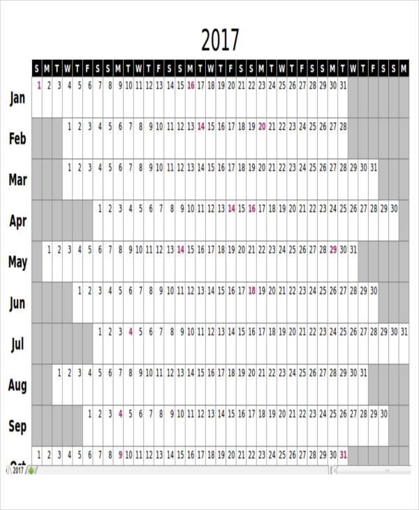 Excel Project Timeline Templates Free  Premium Templates