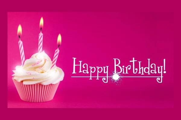 e birthday card - Maggilocustdesign