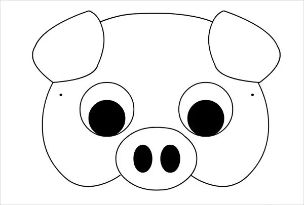 7+ Printable Mask Template - Free Sample, Example, Format Download