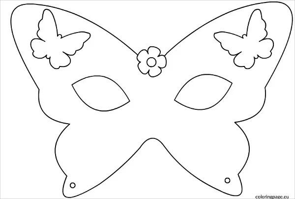 mask template - Romeolandinez - mask templates for adults