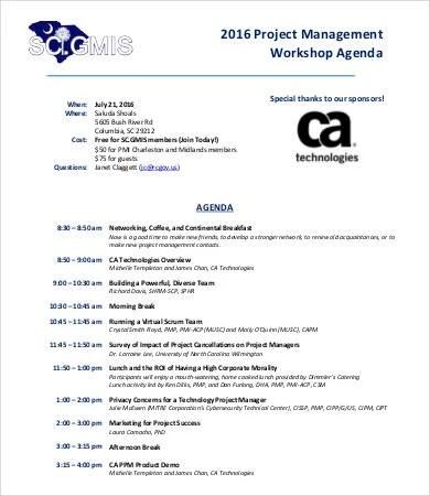workshop templates - Militarybralicious - political agenda template