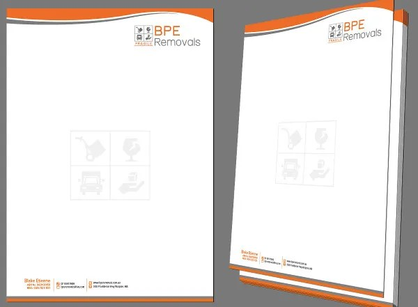 14+ Company Letterhead Designs - Free PSD, AI, Word Format Download