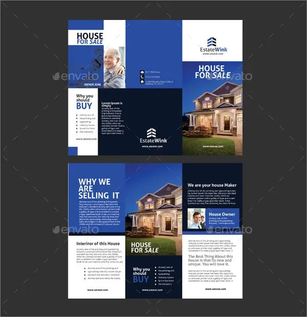 Sales Brochure - 9+ Free PSD, Vector AI, EPS Format Download Free