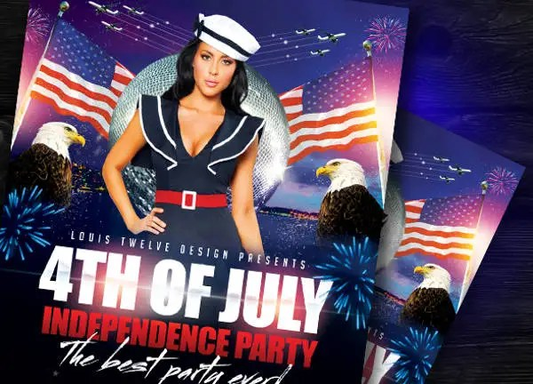 10+ Patriotic Flyer Templates - PSD, Word, AI Formats Free