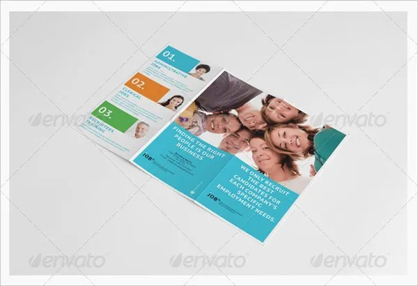 Job Fair Brochures - 6+ Free PSD, Vector AI, EPS Format Download