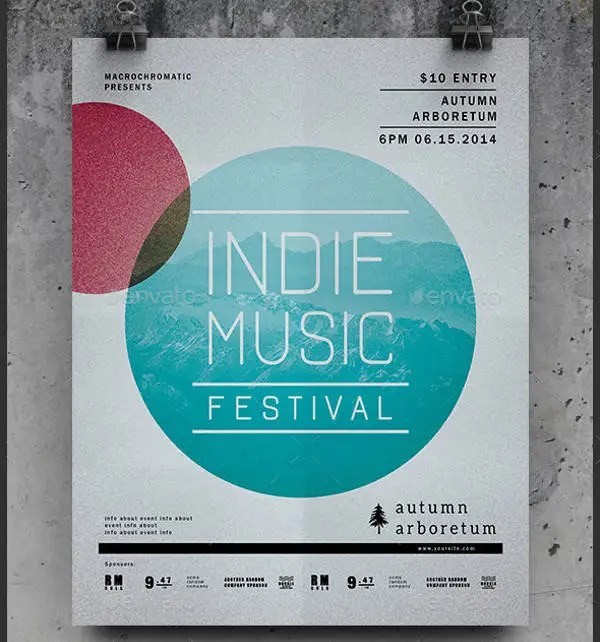 9+ Festival Flyers - Free Sample, Example, Format Download Free